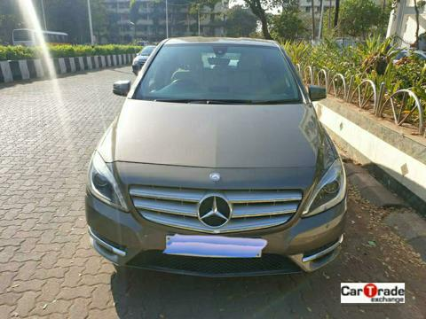Mercedes Benz B Class B180 CDI Style (2013) in Mumbai