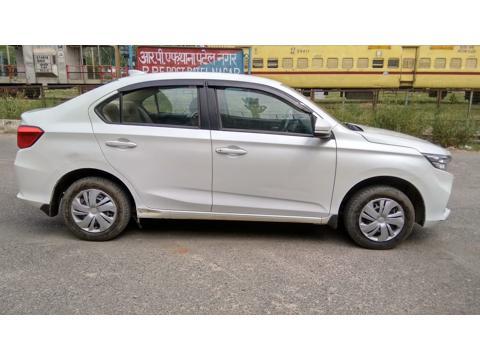 Honda Amaze SX MT Petrol (2018) in New Delhi