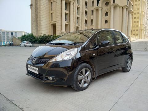 Honda Jazz X Old (2012) in Thane