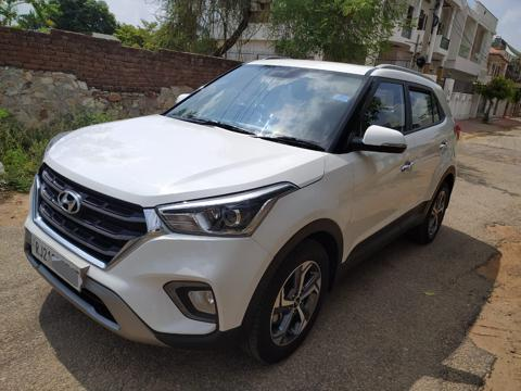 Hyundai Creta SX 1.6 (O) Petrol (2019) in Dausa