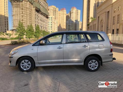 Toyota Innova 2.5 GX 8 STR (2013) in Thane
