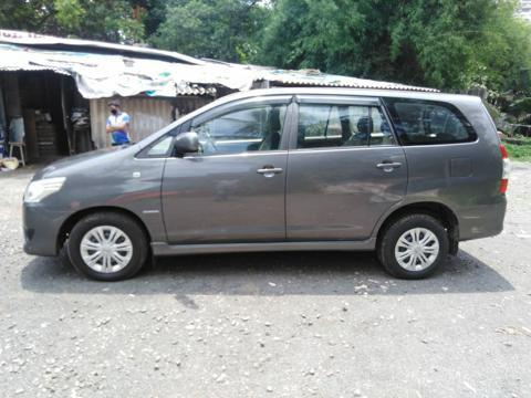 Toyota Innova 2.5 G (Diesel) 7 STR Euro4 (2012) in Thane