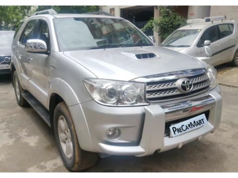 Toyota Fortuner 3.0 MT (2009) in Bangalore