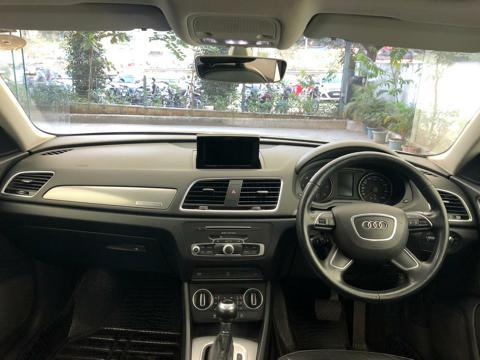 Audi Q3 2.0 TDI Quattro Premium (2015) in Pune