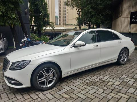 Mercedes Benz S Class S 350D (2018) in Thane
