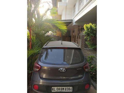 Hyundai Grand i10 4 Speed Automatic Sportz (2017) in Cochin