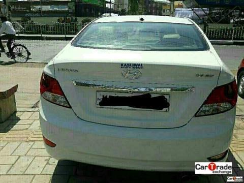 Hyundai Verna Fluidic 1.6 CRDI SX Opt (2013) in Dhar