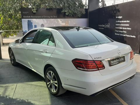 Mercedes Benz E Class E250 CDI Avantgarde (2015) in East Godavari