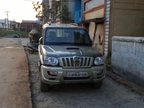 Mahindra Scorpio VLS 2.2 mHawk (2009) in Jagdalpur