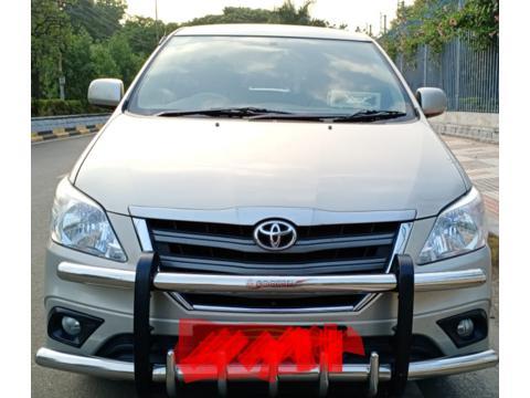 Toyota Innova 2.5 EV PS 8 STR BS IV (2014) in Hyderabad