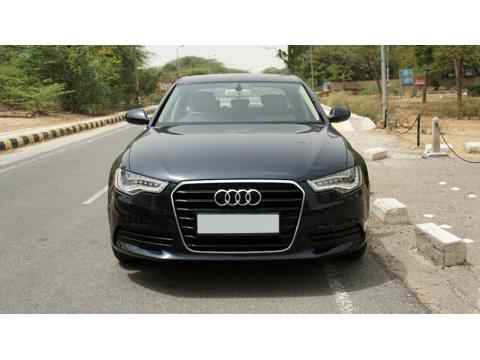 Audi A6 2.0 TDI (2013) in Udaipur