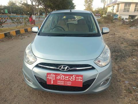 Hyundai i10 Sportz 1.2 (2011) in Dhar