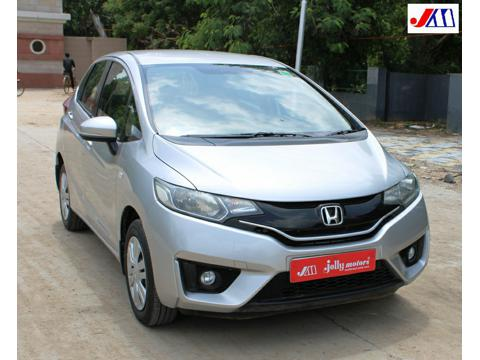 Honda Jazz SV 1.2L i-VTEC (2017) in Ahmedabad