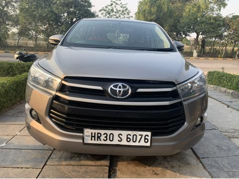 Toyota Innova Crysta 2.8 GX AT 7 Str (2018) in Gurgaon