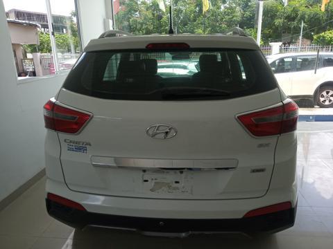Hyundai Creta SX 1.6 CRDI VGT (2015) in Dhar