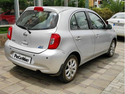 Nissan Micra XV CVT Petrol (2017) in Bangalore