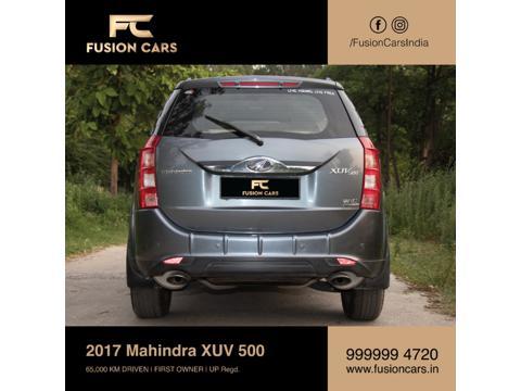 Mahindra XUV500 W10 AWD AT (2017) in Faridabad