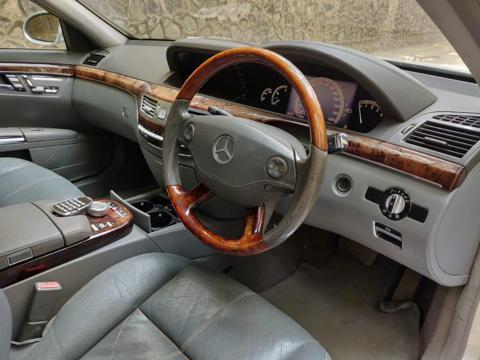 Mercedes Benz S Class 350 (2007) in Mumbai