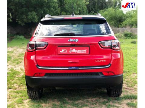 Jeep Compass Limited 1.4 Petrol AT (2018) in Ahmedabad