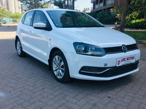 Volkswagen Polo Highline1.2L (D) (2015) in Thane