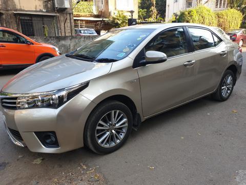 Toyota Corolla Altis 1.8G L (2015) in Mumbai