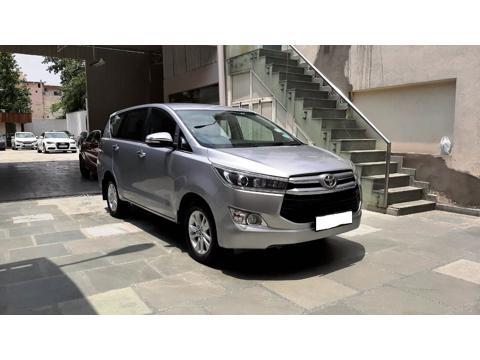 Toyota Innova Crysta 2.8 ZX AT 7 Str (2017) in Gurgaon