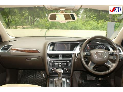 Audi A4 1.8 TFSI (2016) in Ahmedabad