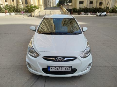 Hyundai Verna Fluidic 1.6 CRDI SX Opt AT (2013) in Thane