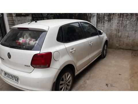 Volkswagen Polo Highline1.2L (P) (2014) in Jabalpur