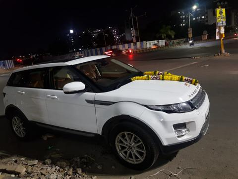 Land Rover Range Rover Evoque Pure SD4 (2013) in Pune