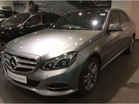 Mercedes Benz E Class E250 CDI Avantgarde (2015) in Faridabad