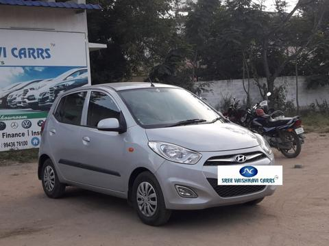 Hyundai Grand i10 Sportz 1.2 VTVT Kappa Petrol (2016) in Coimbatore