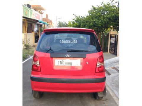 Hyundai Santro Xing XO eRLX Euro III (2007) in Coimbatore