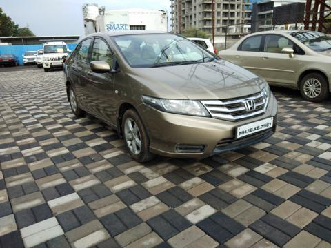 Honda City NEW S MT