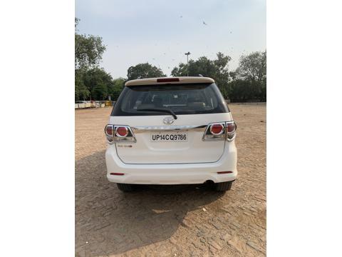 Toyota Fortuner 3.0 4X2 MT (2015) in New Delhi