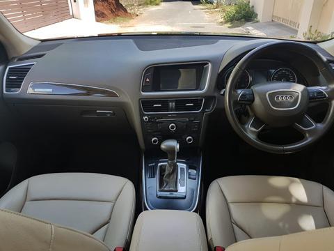 Audi Q5 2.0 TDI Quattro Premium+ (2014) in Coimbatore