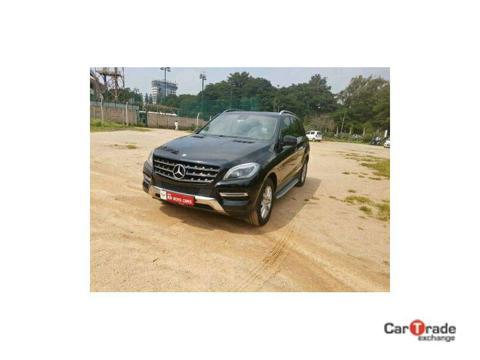 Mercedes Benz M Class ML 350 CDI 4MATIC (2014) in Bangalore