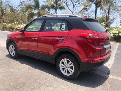 Hyundai Creta 1.6 SX Plus Petrol (2016) in Mumbai
