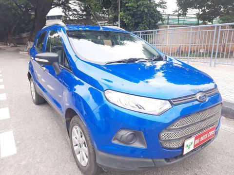 Ford EcoSport 1.5 Ti-VCT Titanium (MT) Petrol (2017) in Bangalore