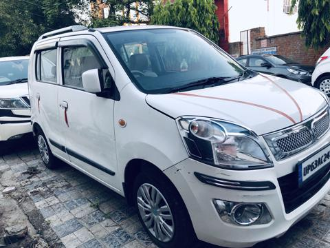 Maruti Suzuki Wagon R 1.0 VXi (2017) in Gorakhpur