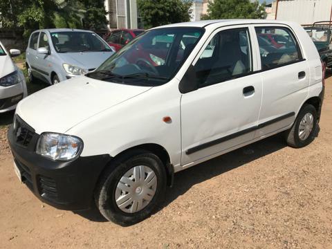 Maruti Suzuki Alto LXI BS IV (2011) in Ahmedabad