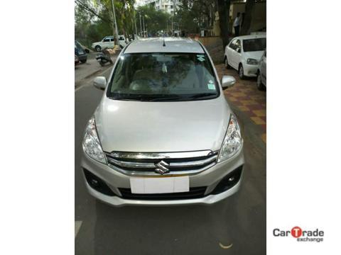 Maruti Suzuki Ertiga VXI CNG (2016) in Pune