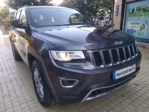 Jeep Grand Cherokee Limited (2016) in Mumbai