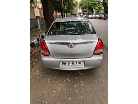 Toyota Etios GD (2011) in Mumbai