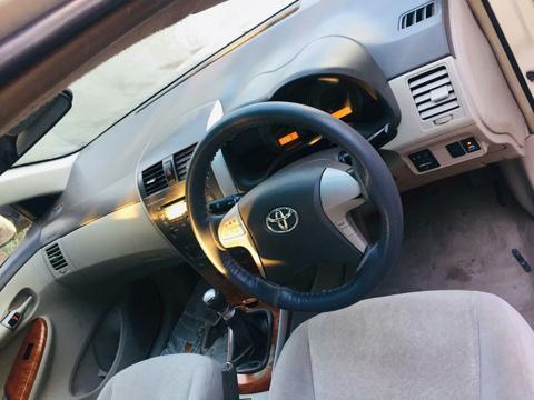 Toyota Corolla Altis D 4D G (2011) in Panchkula