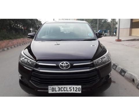 Toyota Innova Crysta 2.7 GX (AT) 7 Str (2017) in Faridabad