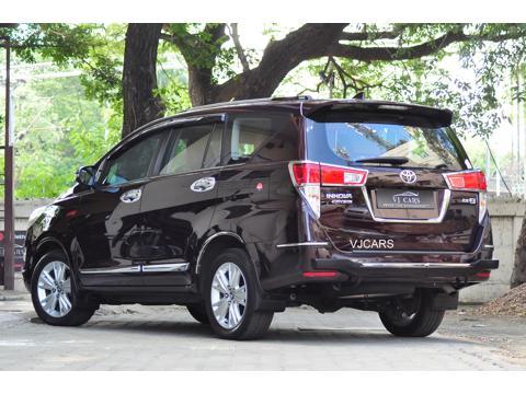 Toyota Innova Crysta 2.8 ZX AT 7 Str (2019) in Chennai