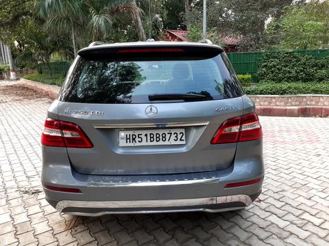 Mercedes Benz M Class ML 250 (2014) in New Delhi