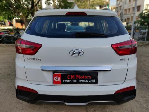 Hyundai Creta 1.6 SX Plus Petrol (2016) in Ahmedabad