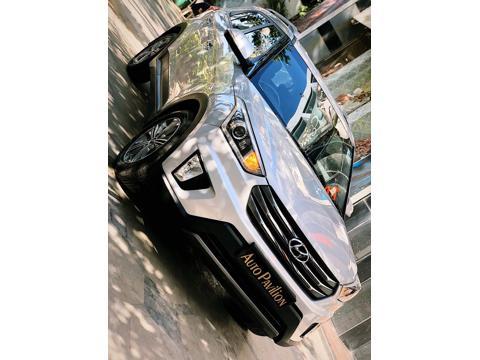 Hyundai Creta 1.6 SX Plus AT Petrol (2017) in Mumbai